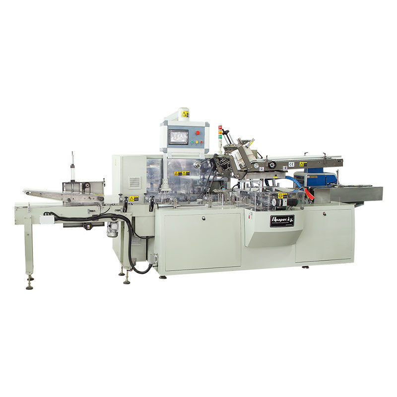 OPH-100B-H  Automatic Facial Tissue Boxing And Sealing  Machine(Square Box)
