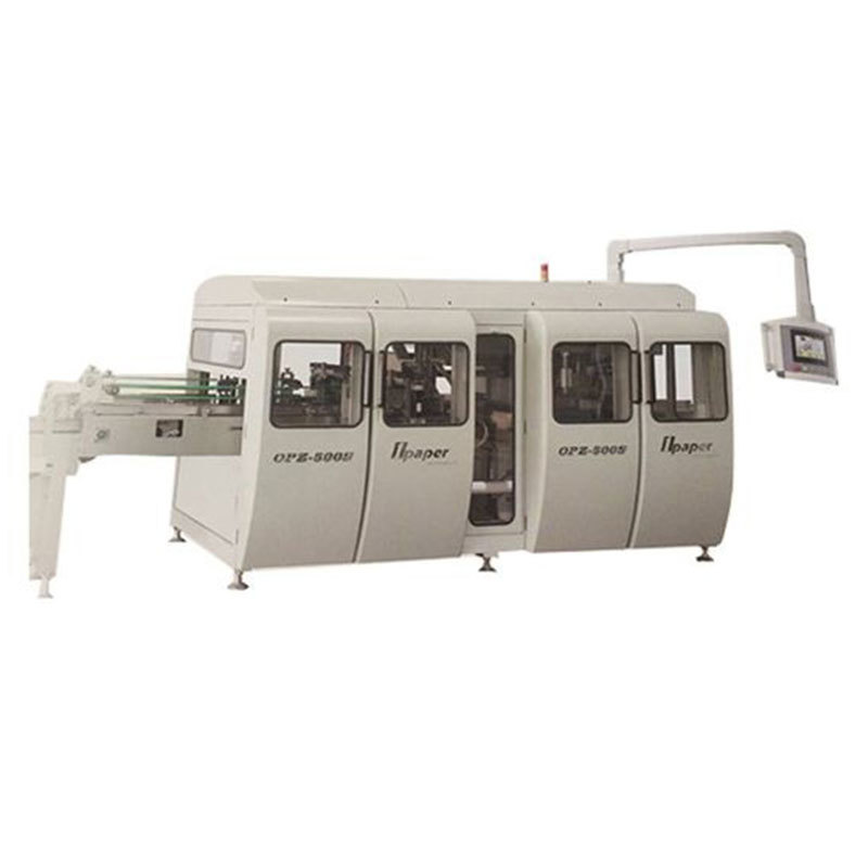 OPZ-500S/500S-T Automatic Soft Tissue Paper Medium-bag Packing Machinery