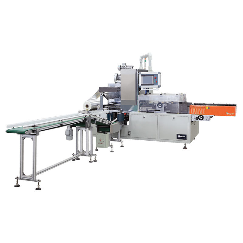 OPM-500D Automatic Cellophane Over-wrapping  Machine