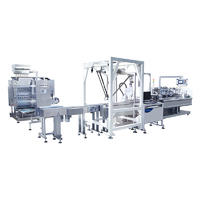 DTKL-100F Automatic Four-side Sealing Bag Carton Packing Production Line